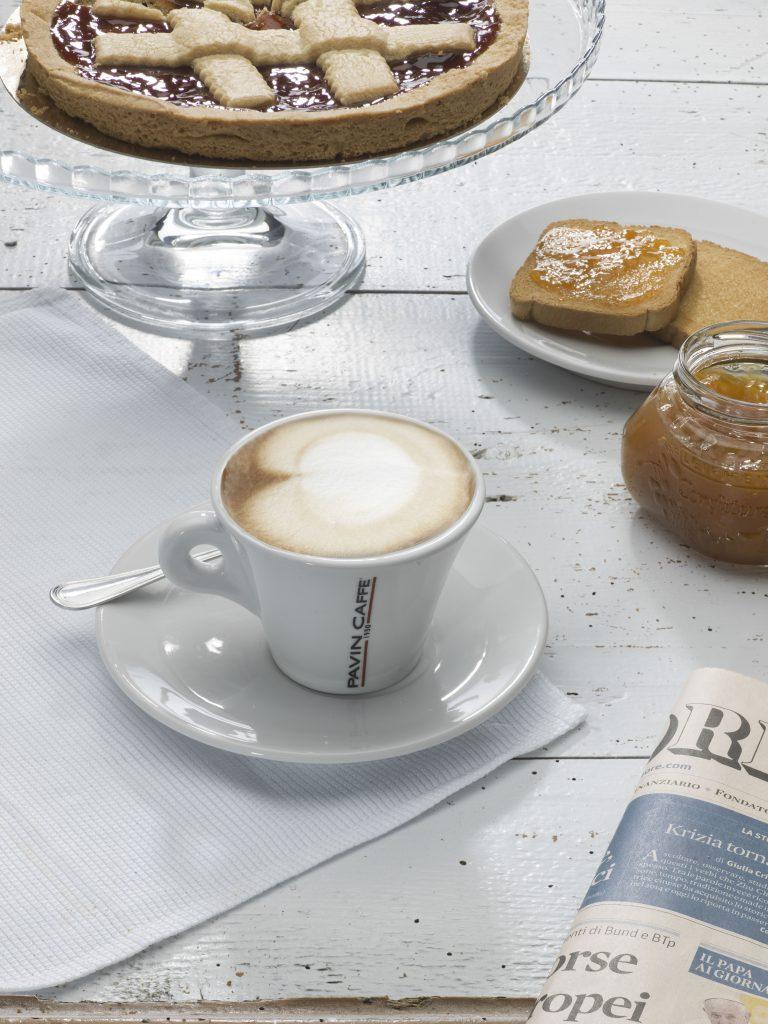 Pavin Caffè Agenzia di comunicazione e grafica BluArt Castelfranco Veneto Burci Gianluca