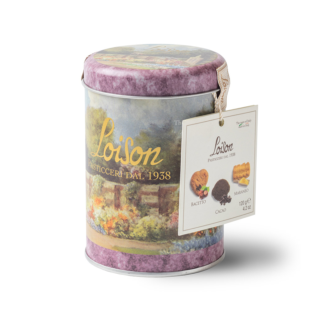 loison lattina biscotti packaging agenzia Studio Bluart, graphic design, castelfranco veneto