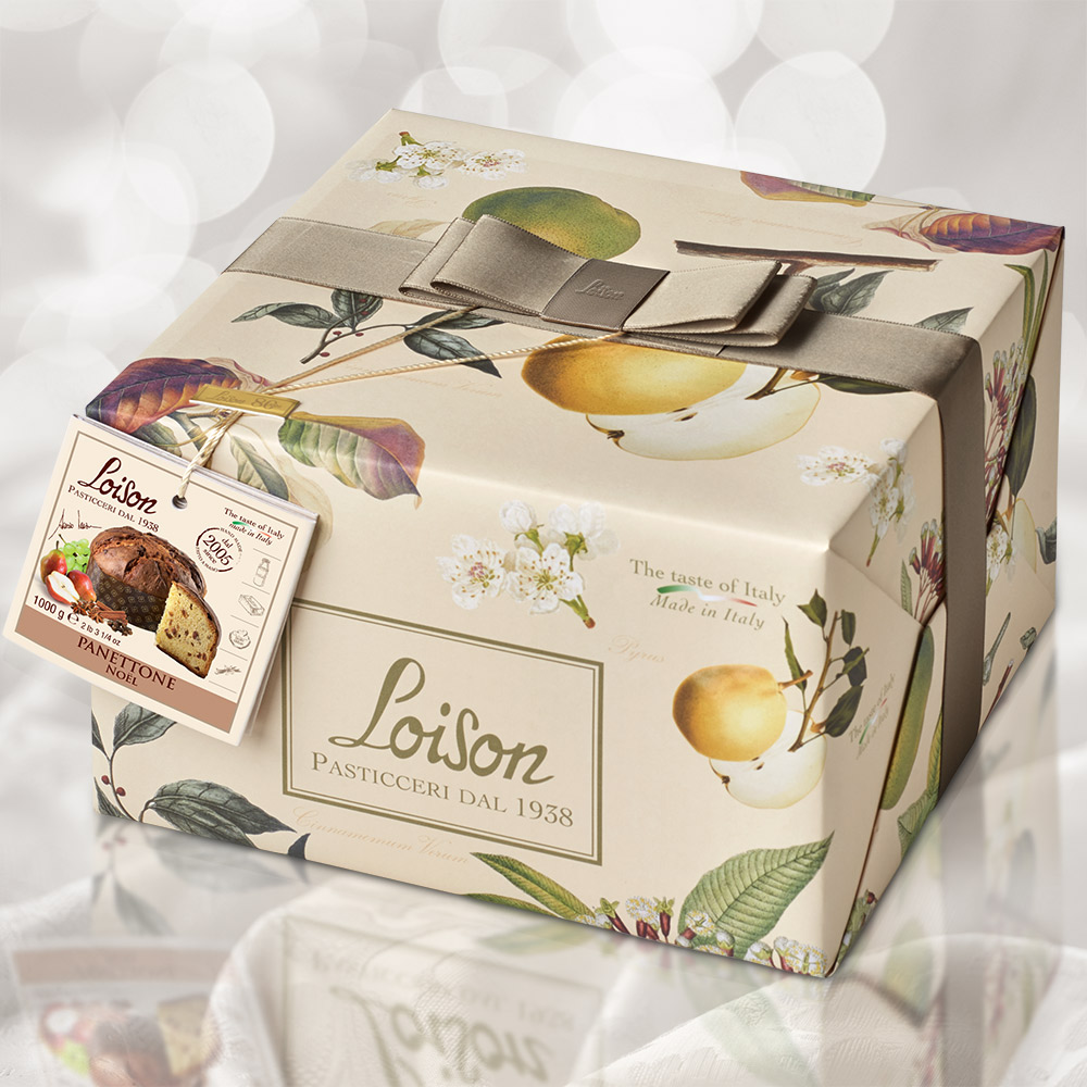 loison pasticceri packaging panettone natale packaging agenzia Studio Bluart, graphic design, castelfranco veneto