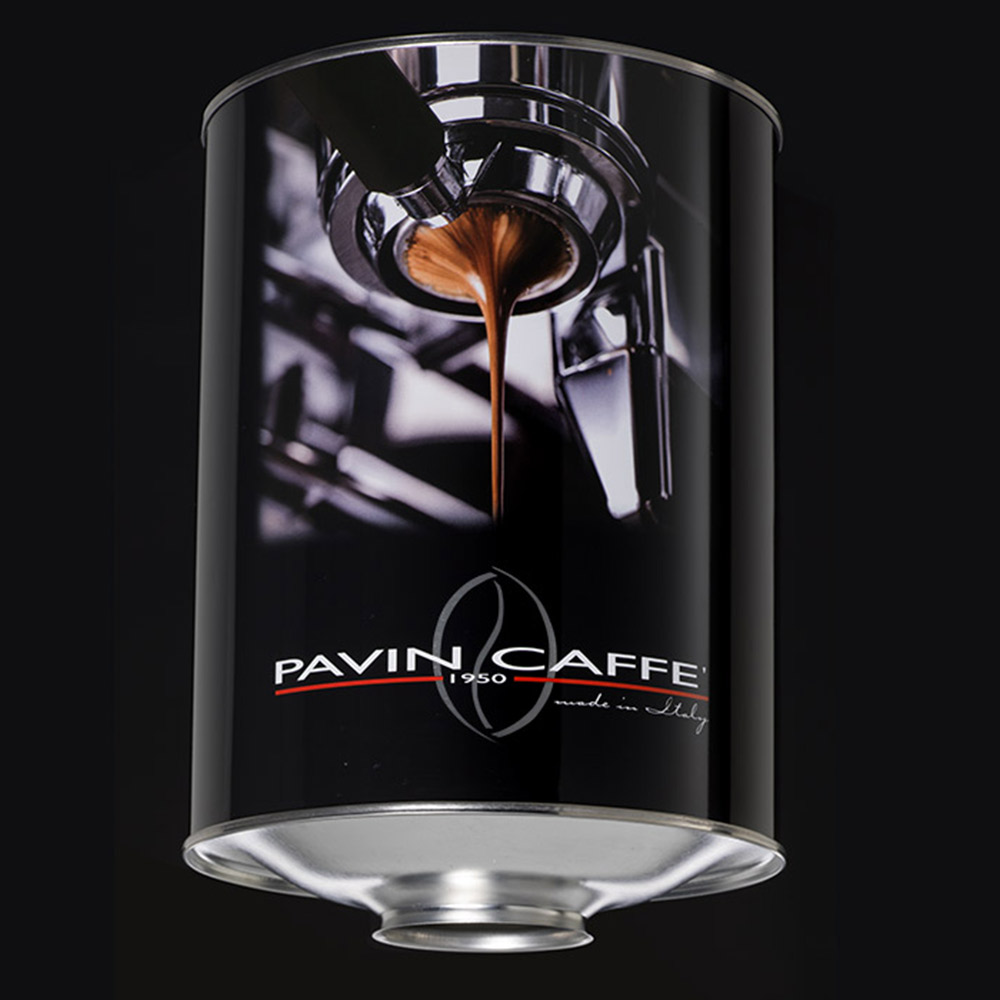 pavin caffe lattine coffee 2kg packaging agenzia Studio Bluart, graphic design, castelfranco veneto