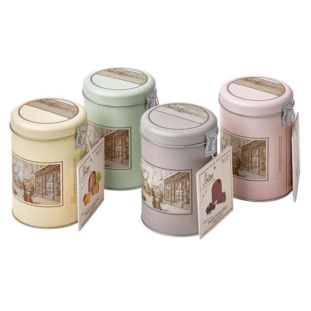 loison lattina panettoncino mignon packaging agenzia Studio Bluart, graphic design, castelfranco veneto