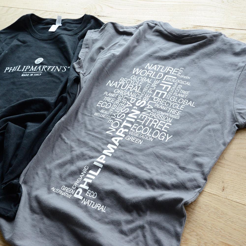 philip martins t-shirt design agenzia Studio Bluart, graphic design, castelfranco veneto
